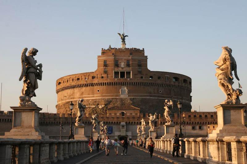 Roma, città aperta. Roma-Sant-Angelo_3543